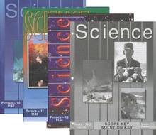 School of Tomorrow / ACE Science Grade 12 Fourth Quarter 1142-1144 w/Key