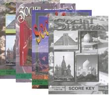 School of Tomorrow / ACE Social Studies Grade 12 Second Quarter 1136-1138 w/Key