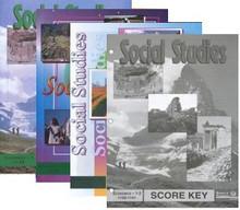 School of Tomorrow / ACE Social Studies Grade 12 Third Quarter 1139-1141 w/Key
