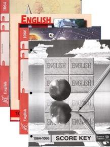 School of Tomorrow / ACE English Grade 6 Second Quarter 1064-1066 w/Key (4th Edition)