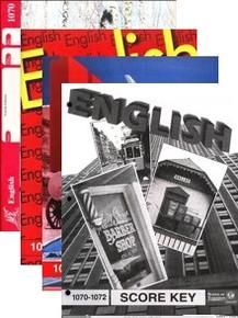 School of Tomorrow / ACE English Grade 6 Fourth Quarter 1070-1072 w/Key (4th Edition)