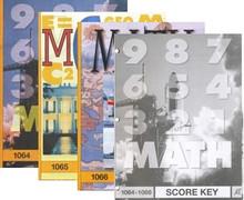 School of Tomorrow / ACE Math Grade 6 Second Quarter 1064-1066 w/Key