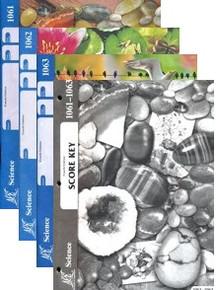 School of Tomorrow / ACE Science Grade 6 First Quarter 1061-1063 w/Key (4th Edition)