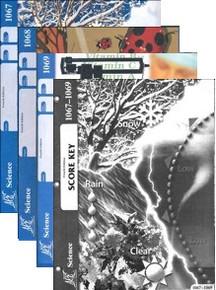 School of Tomorrow / ACE Science Grade 6 Third Quarter 1067-1069 w/Key (4th Edition)