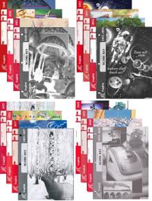 School of Tomorrow / ACE English Grade 5 #1049 - 1060 With Keys (4th Edition)