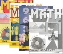 School of Tomorrow / ACE Math Grade 5 First Quarter 1049-1051 w/Key