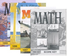 School of Tomorrow / ACE Math Grade 5 Third Quarter 1055-1057 w/Key