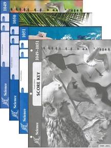School of Tomorrow / ACE Science Grade 5 First Quarter 1049-1051 w/Key (4th Edition)
