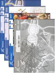 School of Tomorrow / ACE Science Grade 5 Third Quarter 1055-1057 w/Key (4th Edition)