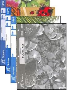 School of Tomorrow / ACE Science Grade 5 Fourth Quarter 1058-1060 w/Key (4th Edition)
