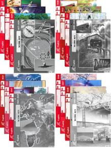 School of Tomorrow / ACE English Grade 4 #1037 - 1048 With Keys (4th Edition)