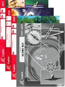 School of Tomorrow / ACE English Grade 4 First Quarter 1037-1039 w/Key (4th Edition)