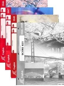 School of Tomorrow / ACE English Grade 4 Fourth Quarter 1046-1048 w/Key (4th Edition)