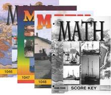 School of Tomorrow / ACE Math Grade 4 Fourth Quarter 1046-1048 w/Key