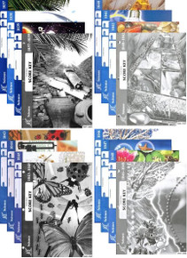 School of Tomorrow / ACE Science Grade 4 #1037 - 1048 With Keys (4th Edition)
