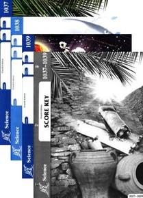 School of Tomorrow / ACE Science Grade 4 First Quarter 1037-1039 w/Key (4th Edition)