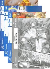 School of Tomorrow / ACE Science Grade 4 Second Quarter 1040-1042 w/Key (4th Edition)