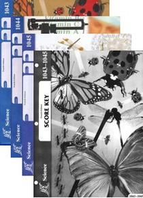 School of Tomorrow / ACE Science Grade 4 Third Quarter 1043-1045 w/Key (4th Edition)