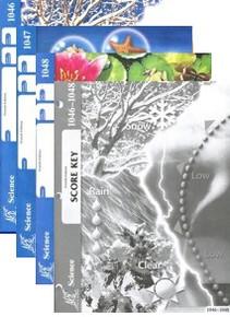 School of Tomorrow / ACE Science Grade 4 Fourth Quarter 1046-1048 w/Key (4th Edition)