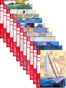 School of Tomorrow / ACE English Grade 3 #1025 - 1036 Paces Only (4th Edition)
