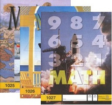 School of Tomorrow / ACE Math Grade 3 First Quarter 1025-1027 Paces Only