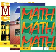 School of Tomorrow / ACE Math Grade 3 Third Quarter 1031-1033 Paces Only