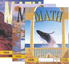School of Tomorrow / ACE Math Grade 3 Fourth Quarter 1034-1036 Paces Only