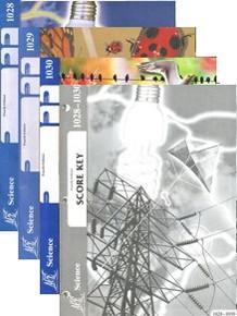 School of Tomorrow / ACE Science Grade 3 Second Quarter 1028-1030 w/Key (4th Edition)