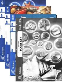 School of Tomorrow / ACE Science Grade 3 Fourth Quarter 1034-1036 w/Key (4th Edition)