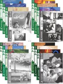 School of Tomorrow / ACE Social Studies Grade 3 #1025 - 1036 With Keys (4th Edition)
