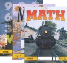 School of Tomorrow / ACE Math Grade 2 Second Quarter 1016-1018 Paces Only