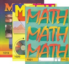 School of Tomorrow / ACE Math Grade 2 Third Quarter 1019-1021 Paces Only