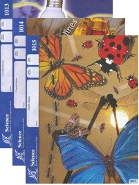 School of Tomorrow / ACE Science Grade 2 First Quarter 1013-1015 Paces Only (4th Edition)