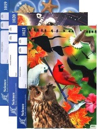 School of Tomorrow / ACE Science Grade 2 Third Quarter 1019-1021 Paces Only (4th Edition)