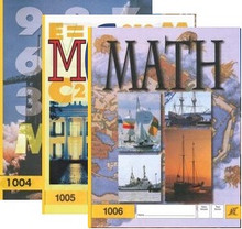 School of Tomorrow / ACE Math Grade 1 Second Quarter 1004-1006 Paces Only