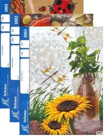 School of Tomorrow / ACE Science Grade 1 First Quarter 1001-1003 Paces Only (4th Edition)