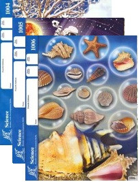 School of Tomorrow / ACE Science Grade 1 Second Quarter 1004-1006 Paces Only (4th Edition)