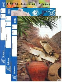 School of Tomorrow / ACE Science Grade 1 Third Quarter 1007-1009 Paces Only (4th Edition)