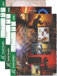 School of Tomorrow / ACE Social Studies Grade 1 Third Quarter 1007-1009 Paces Only (4th Edition)
