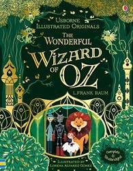 Wonderful Wizard of Oz (Illustrated Originals)