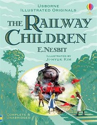 Railway Children (Illustrated Originals)