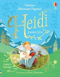 Heidi (Illustrated Originals)