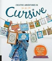 75% Off Sale - Creative Adventures in Cursive