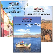 Exploring World Geography Review Package