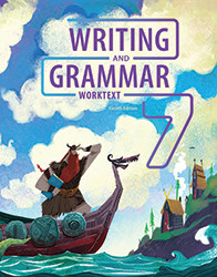 DCA - Writing and Grammar 7  Student Text (4th Ed.)