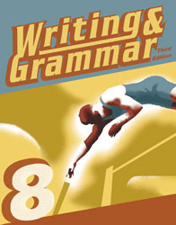 DCA - Writing and Grammar 8 Student Worktext (3rd Ed.)