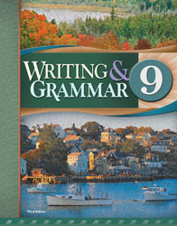 DCA - Writing and Grammar 9 Student Text  (3rd Ed.)