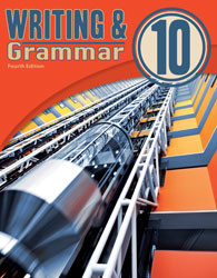 DCA - Writing and Grammar 10 Student Worktext (4th ed.)