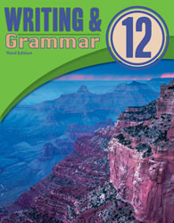 DCA - Writing and Grammar 12 Student Worktext (3rd edition)