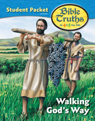 DCA - Bible Truths K4 Student Packet (2nd ed.)